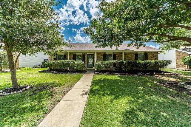 1316 Clearview Drive, Allen, TX 75002 (MLS #14393301) :: The Heyl Group at Keller Williams