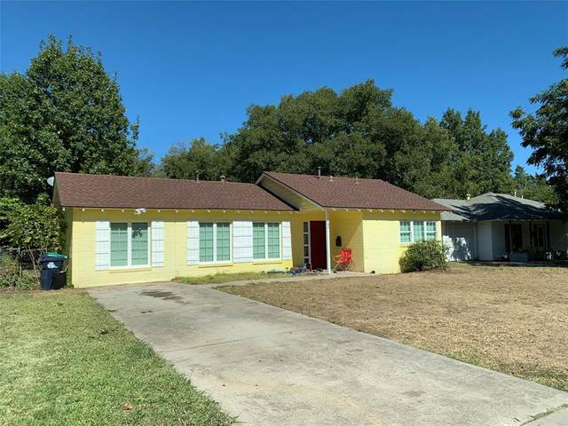 706 Crescent Street, Denton, TX 76201 (MLS #14393351) :: Real Estate By Design