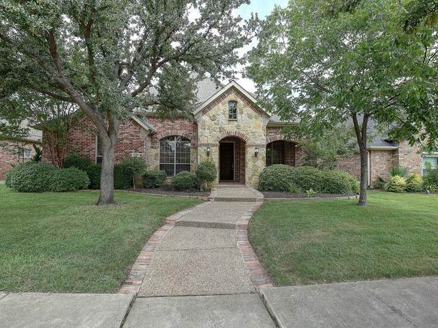 2295 Sir Amant Drive, Lewisville, TX 75056 (MLS #14393365) :: The Kimberly Davis Group