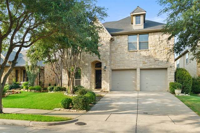 7604 Chief Spotted Tail Drive, Mckinney, TX 75070 (MLS #14393381) :: The Daniel Team