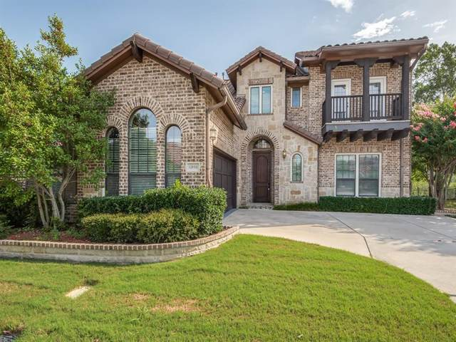 6890 Sonoma, Irving, TX 75039 (MLS #14393404) :: Real Estate By Design