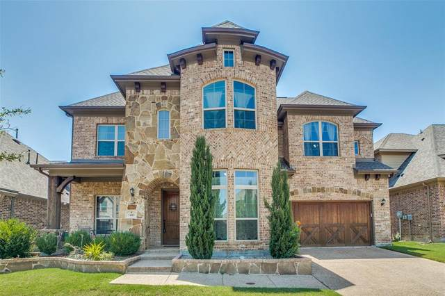 5409 Fern Valley Lane, Mckinney, TX 75070 (MLS #14393475) :: Tenesha Lusk Realty Group