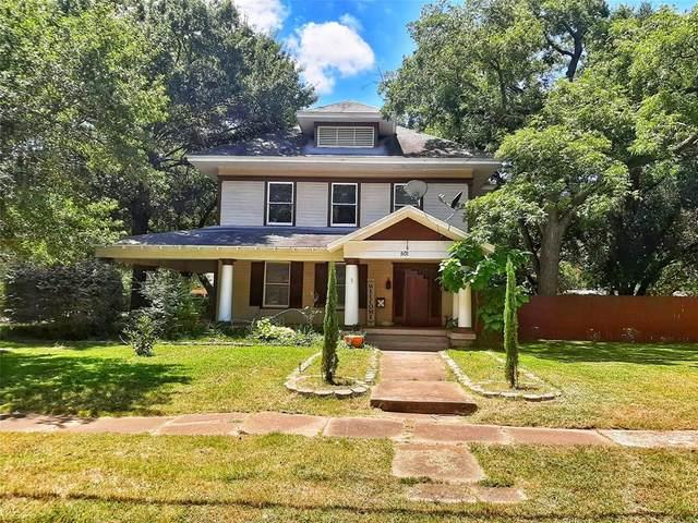 501 Johnson Street, Terrell, TX 75160 (MLS #14393478) :: RE/MAX Landmark