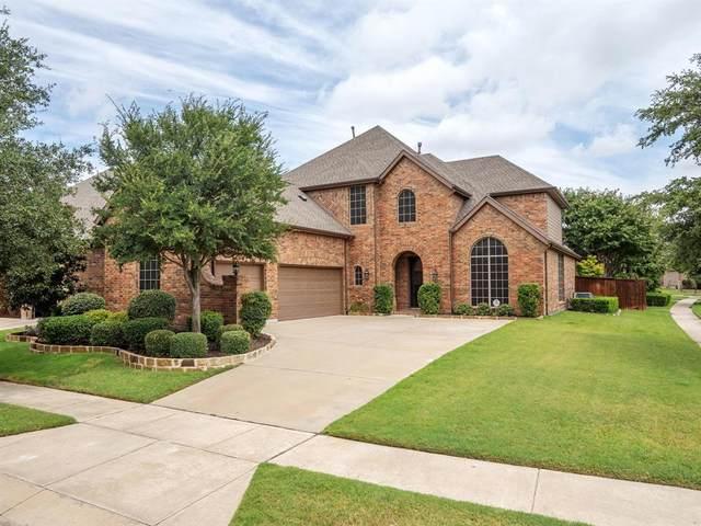 1017 Burnett Drive, Lantana, TX 76226 (MLS #14393483) :: Team Hodnett
