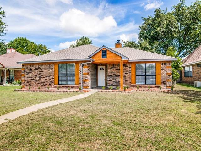 2601 Brookside Drive, Rowlett, TX 75088 (MLS #14393532) :: The Tierny Jordan Network