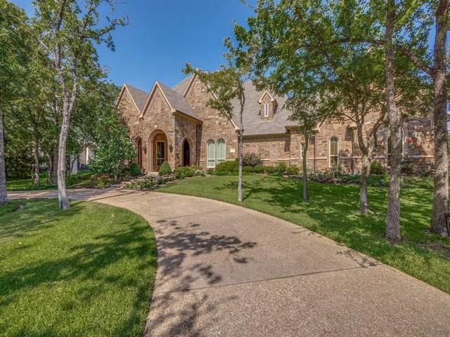 4001 Southfork Road, Southlake, TX 76092 (MLS #14393584) :: EXIT Realty Elite