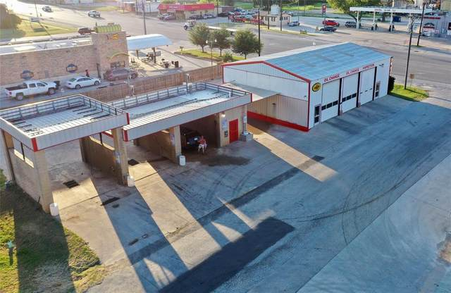 212 E Rock Island Avenue, Boyd, TX 76023 (MLS #14393586) :: Premier Properties Group of Keller Williams Realty