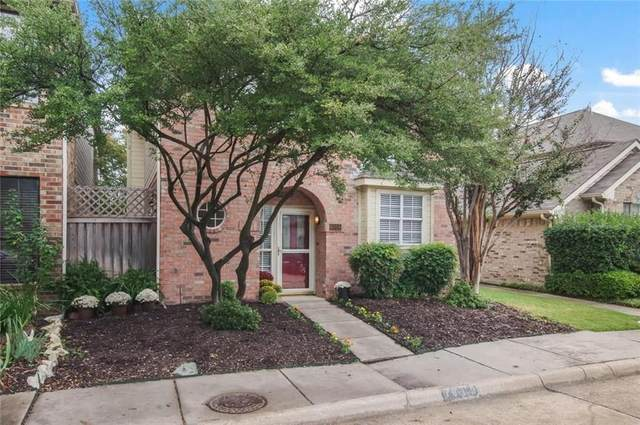 6019 Barrington Court, Dallas, TX 75252 (MLS #14393591) :: Hargrove Realty Group