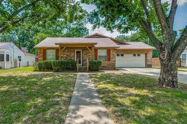 333 Frontier Street, River Oaks, TX 76114 (MLS #14393609) :: HergGroup Dallas-Fort Worth