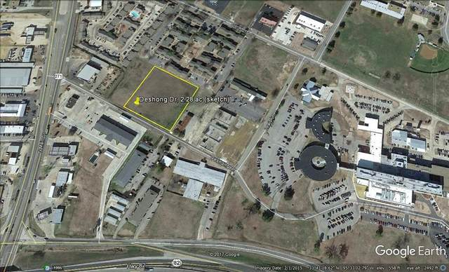 000 Deshong Drive, Paris, TX 75462 (MLS #14393649) :: Hargrove Realty Group