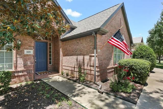 4601 Remington Park Drive, Flower Mound, TX 75028 (MLS #14393681) :: Frankie Arthur Real Estate