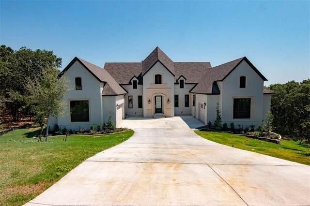 524 Bonnards Peak Road, Burleson, TX 76028 (MLS #14393694) :: Maegan Brest | Keller Williams Realty