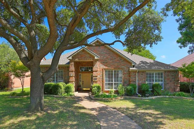 2813 Barksdale Drive, Plano, TX 75025 (MLS #14393726) :: Front Real Estate Co.
