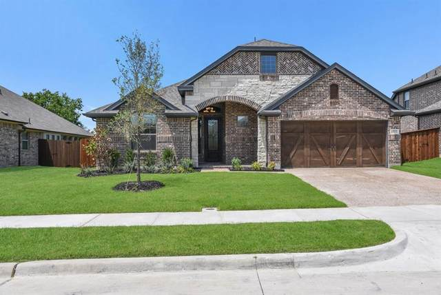 3311 Creekhaven Drive, Melissa, TX 75454 (MLS #14393770) :: The Heyl Group at Keller Williams