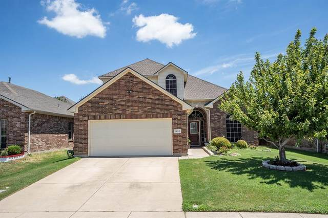 1652 Secretariat Lane, Irving, TX 75060 (MLS #14393821) :: The Star Team | JP & Associates Realtors