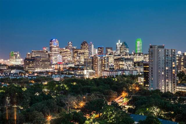 3505 Turtle Creek Boulevard 15E, Dallas, TX 75219 (MLS #14393826) :: Results Property Group