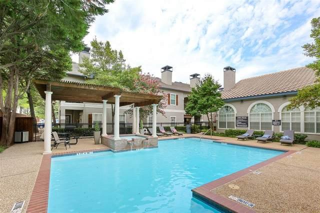 2601 Preston Road #2202, Plano, TX 75093 (MLS #14393861) :: Hargrove Realty Group