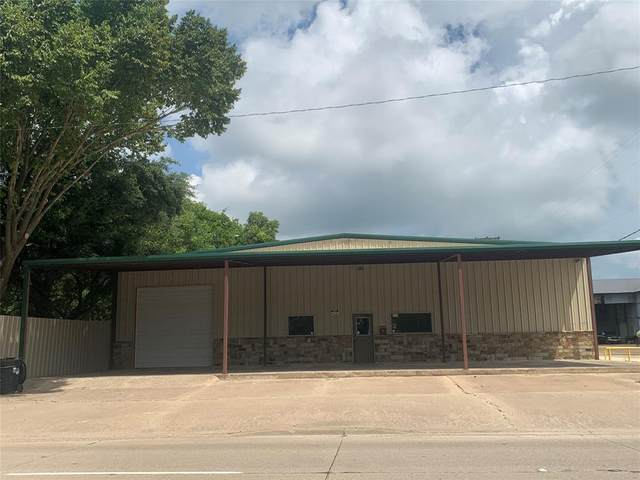 200 NW 2nd Street, Kerens, TX 75144 (MLS #14393937) :: The Tierny Jordan Network