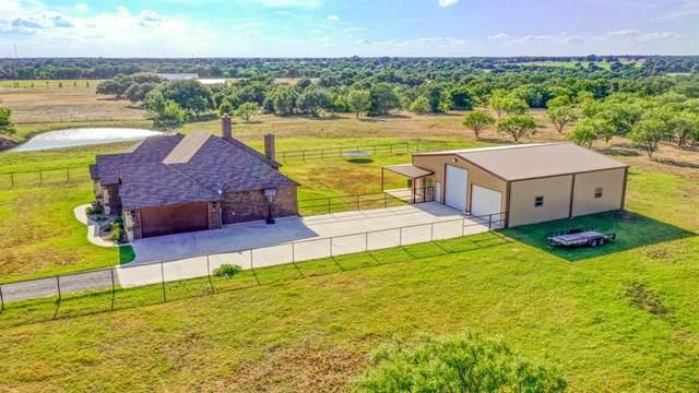 1010 Turkey Meadows Lane, Weatherford, TX 76088 (MLS #14393947) :: The Good Home Team