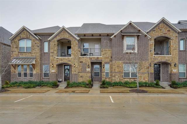2529 Gramercy Park, Flower Mound, TX 75028 (MLS #14393998) :: The Hornburg Real Estate Group