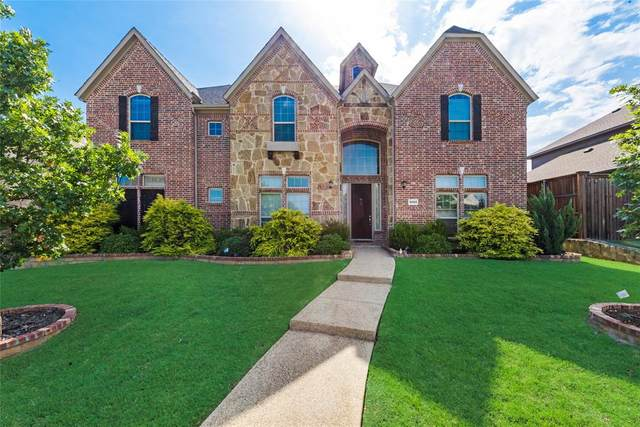 9284 County Down Lane, Frisco, TX 75033 (MLS #14396063) :: The Heyl Group at Keller Williams