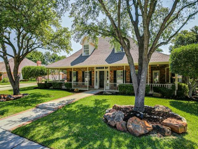 142 Whispering Hills Drive, Coppell, TX 75019 (MLS #14396161) :: The Heyl Group at Keller Williams