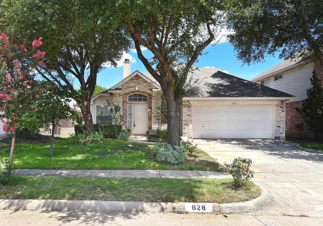628 Babbling Brook Drive, Saginaw, TX 76179 (MLS #14396163) :: The Heyl Group at Keller Williams