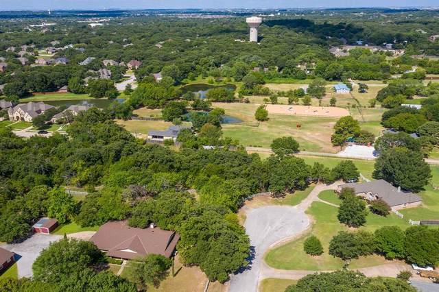 2503 Hillside Court, Southlake, TX 76092 (MLS #14396166) :: The Kimberly Davis Group
