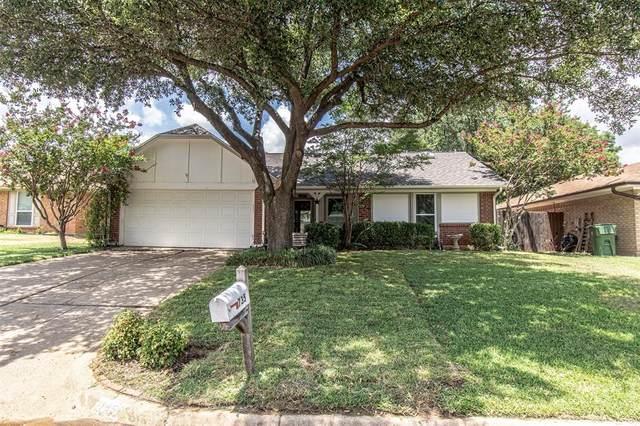 735 Montvale Drive, Mansfield, TX 76063 (MLS #14396204) :: The Heyl Group at Keller Williams