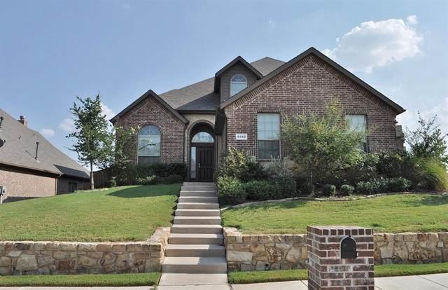 5840 Tuleys Creek Drive, Fort Worth, TX 76137 (MLS #14396205) :: The Heyl Group at Keller Williams