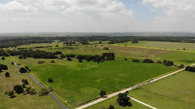 tbd NE County Road 2160, Kerens, TX 75144 (MLS #14396211) :: The Hornburg Real Estate Group