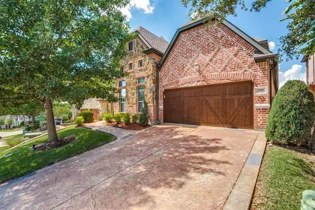 2105 S Hill Drive, Irving, TX 75038 (MLS #14396236) :: NewHomePrograms.com LLC