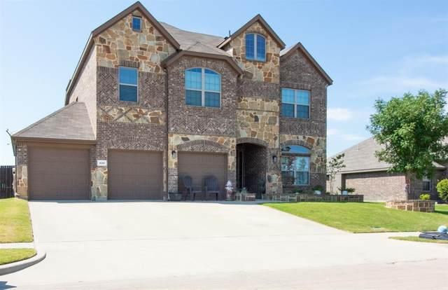 120 Harvest Way, Crandall, TX 75114 (MLS #14396254) :: RE/MAX Pinnacle Group REALTORS