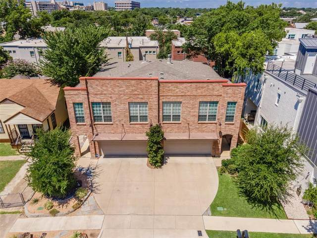 408 Wimberly Street, Fort Worth, TX 76107 (MLS #14396357) :: Front Real Estate Co.