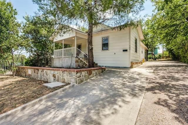 732 W Clarendon Drive, Dallas, TX 75208 (MLS #14396412) :: The Heyl Group at Keller Williams