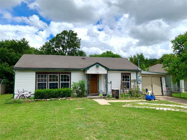 205 Ennis Street, Waxahachie, TX 75165 (MLS #14396423) :: The Heyl Group at Keller Williams