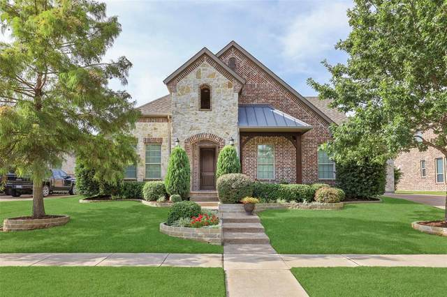 1240 Circle J Trail, Prosper, TX 75078 (MLS #14396500) :: The Heyl Group at Keller Williams