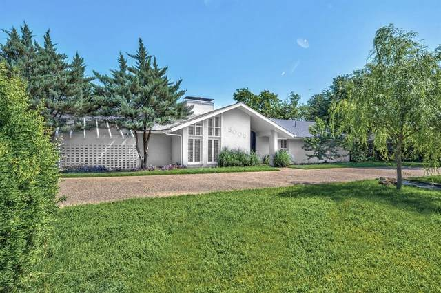 5009 Willow Lane, Dallas, TX 75244 (MLS #14396547) :: Frankie Arthur Real Estate