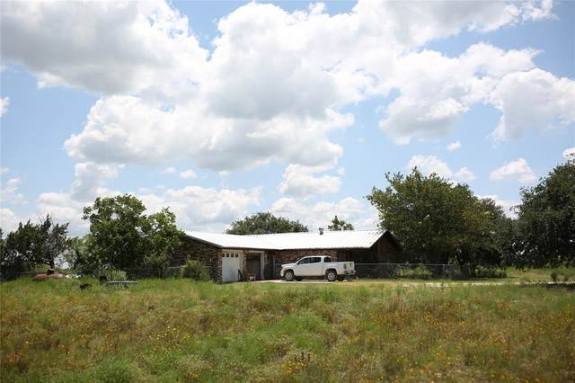 8460 County Road 210, Hico, TX 76457 (MLS #14396560) :: The Kimberly Davis Group
