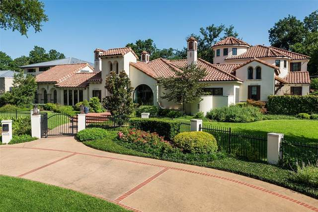 4345 Manning Lane, Dallas, TX 75220 (MLS #14396566) :: EXIT Realty Elite