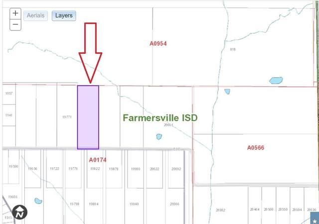 818 County Road, Farmersville, TX 75442 (MLS #14396625) :: NewHomePrograms.com LLC