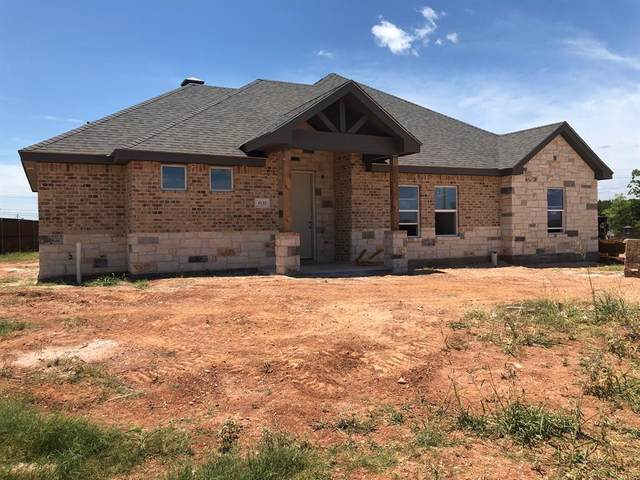 4133 Forrest Creek Court, Abilene, TX 79606 (MLS #14396659) :: The Heyl Group at Keller Williams