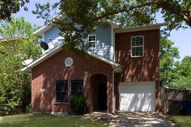 4715 Baldwin Street, Dallas, TX 75210 (MLS #14396733) :: The Paula Jones Team | RE/MAX of Abilene