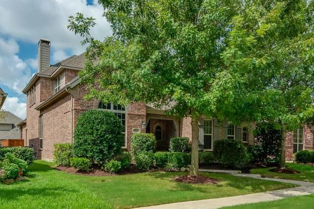 846 Sun Meadow Road, Allen, TX 75013 (MLS #14396742) :: The Kimberly Davis Group
