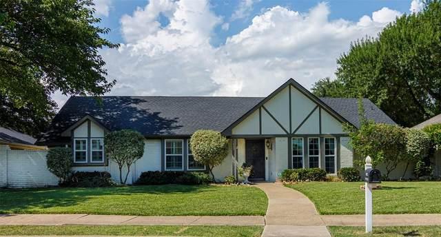 1825 Kensington Drive, Carrollton, TX 75007 (MLS #14396824) :: The Heyl Group at Keller Williams