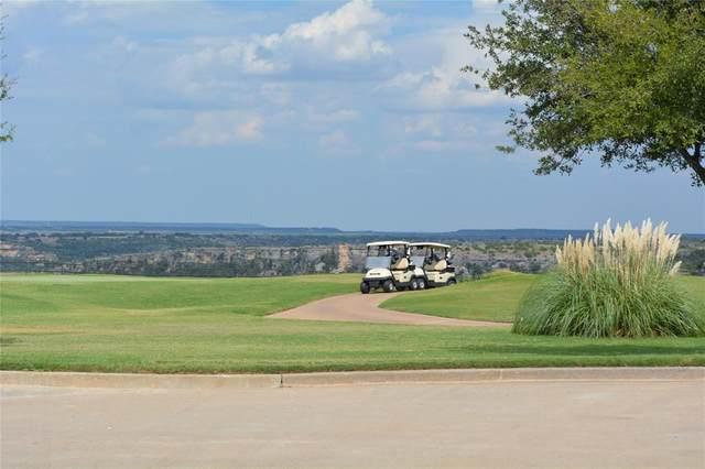 Lot 69 Glen Abbey Circle, Possum Kingdom Lake, TX 76449 (MLS #14396859) :: Potts Realty Group
