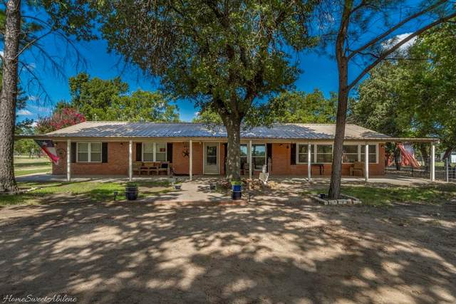 2453 County Road 255, Clyde, TX 79510 (MLS #14396866) :: The Heyl Group at Keller Williams