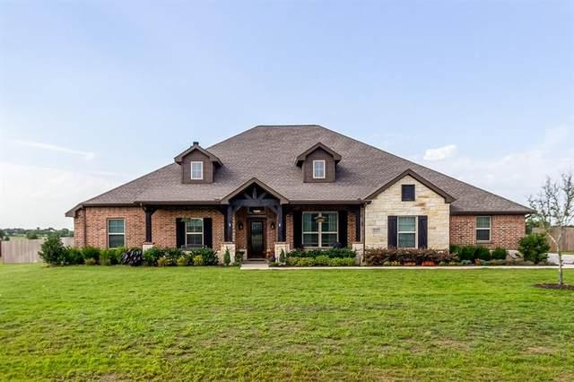 217 Heather Lane, Decatur, TX 76234 (MLS #14396899) :: The Heyl Group at Keller Williams