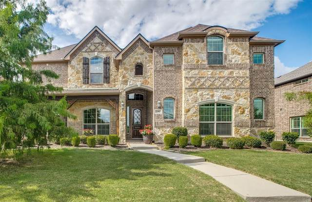 12492 Pleasant Grove Drive, Frisco, TX 75035 (MLS #14396917) :: The Kimberly Davis Group