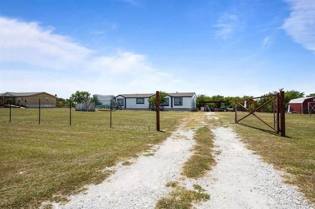 5471 Upper Denton Road, Weatherford, TX 76085 (MLS #14396969) :: The Heyl Group at Keller Williams
